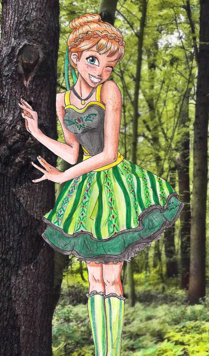 CE: Anna - Lolita Dress