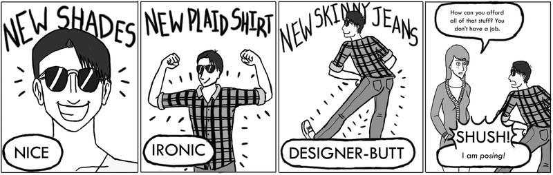 HR: Designer Butt