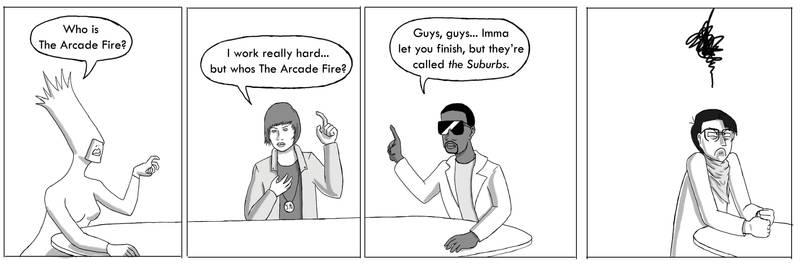 HR: Arcade Fire