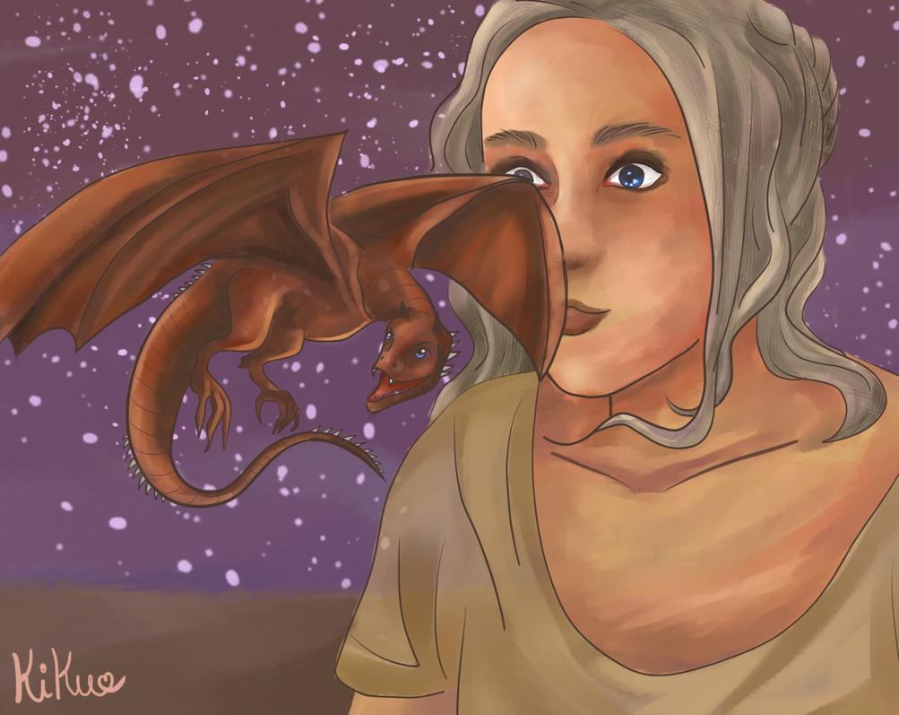 Daenerys by kikusekbig98