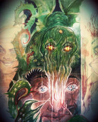 Cthulhu Rising by Tudalia