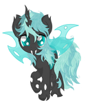 Coco Pommel ( Changeling vision)