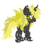 Derpy ( changeling vision)