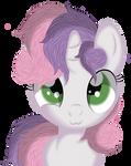 Sweetie Belle (Headshot)