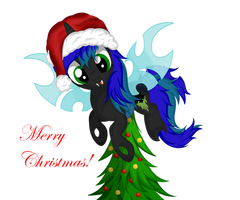 Merry Christmas Everypony! by Law44444