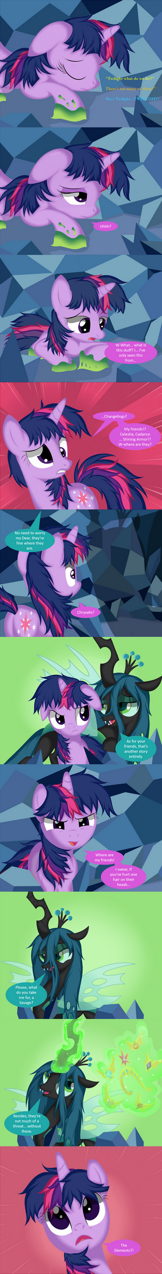 The Chryistening (Part 1-3) by Law44444