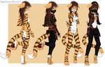 Kitty's Charater Sheet