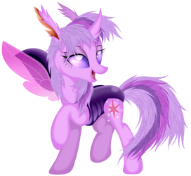 Reformed Twiling (New Twilight Changeling). by Law44444