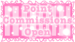 Points Commision Open Stamp by TaCDLunaria91