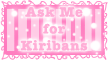 Ask me for Kiribans Stamp by TaCDLunaria91