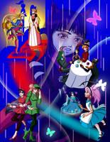 Sailor Moon Wonderland by TaCDLunaria91