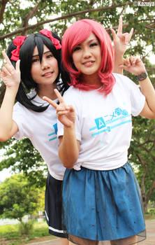 Nico x Maki