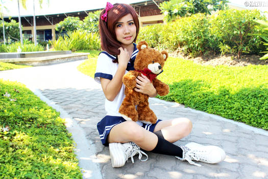 School Girl (Original character)