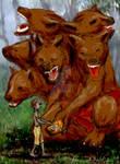 Yevi et le Sadicomonstre