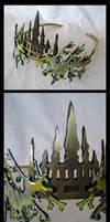 Leafy Sea Dragon Tiara