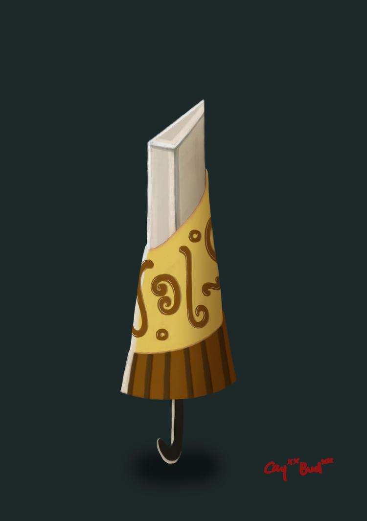 Swormbrella by caycaybudbud