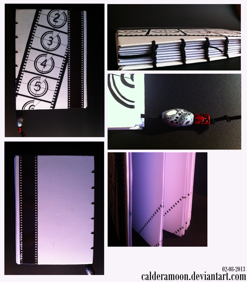 Film Notebook... by calderamoon