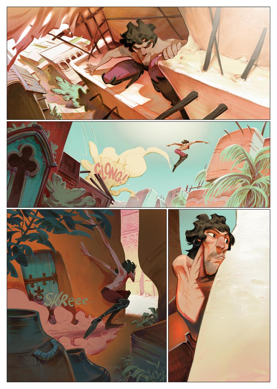 Cobra test by EnriqueFernandez