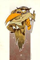 Punchworthy fan art by EnriqueFernandez