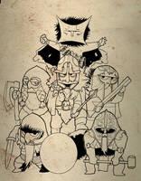 Max fan art by EnriqueFernandez
