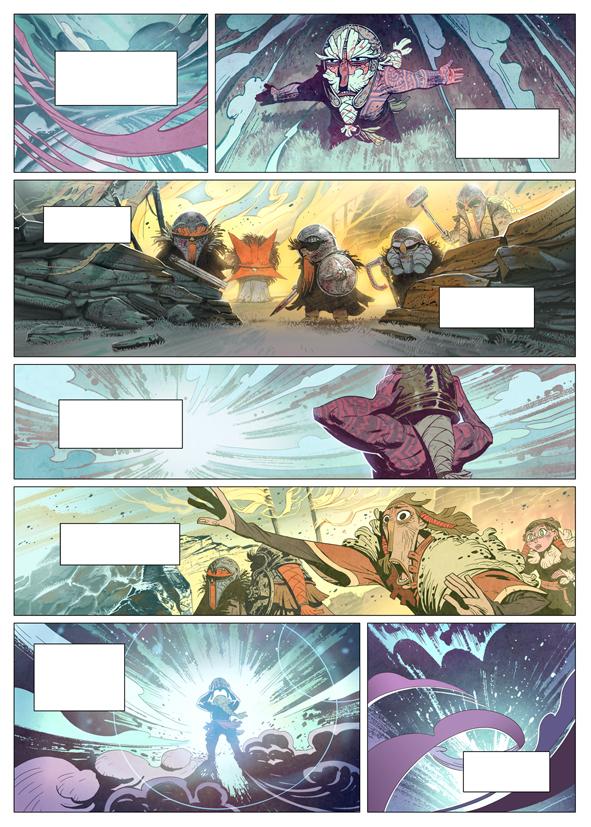 Brigada page 04 by EnriqueFernandez