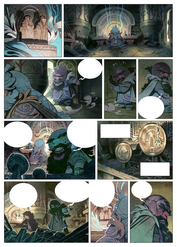 Brigada page 05 by EnriqueFernandez