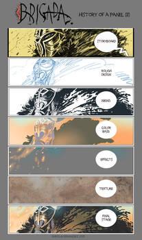 BRIGADA History of a panel (II)