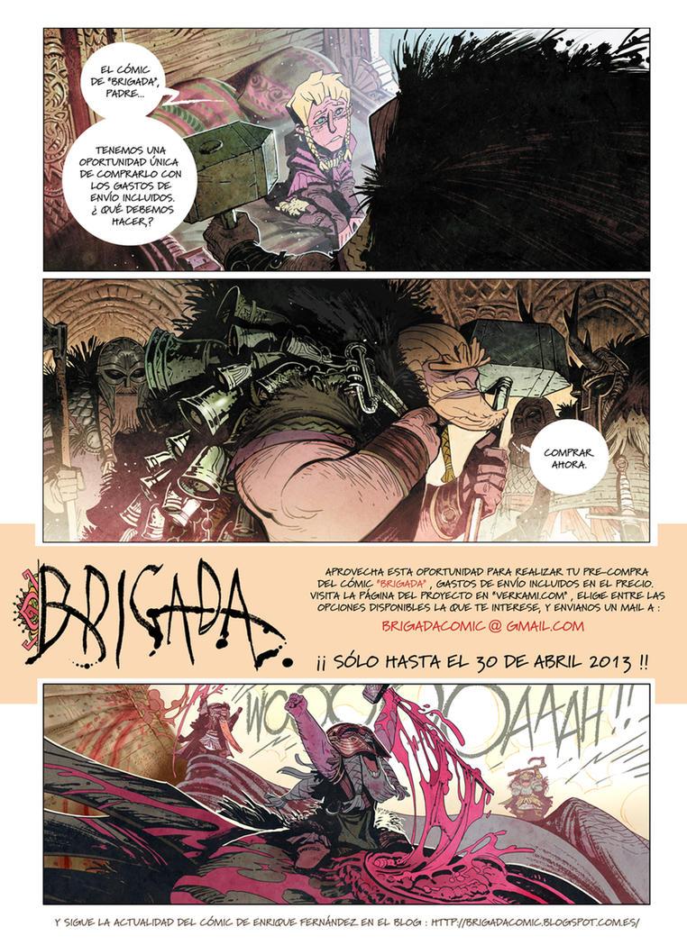 Precompra Brigada by EnriqueFernandez