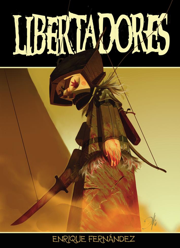 LIBERTADORES by EnriqueFernandez