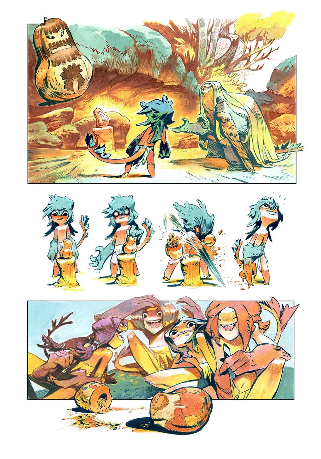 NIMA- New page. by EnriqueFernandez