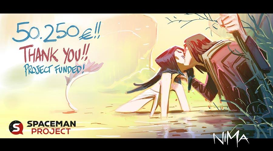 FUNDED! THANK YOU! by EnriqueFernandez
