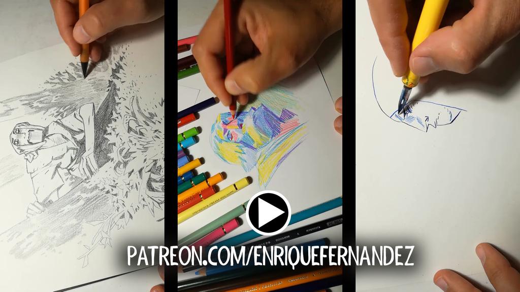 Patreon campaign by EnriqueFernandez
