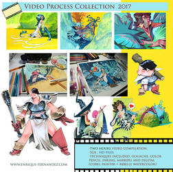 Video Process collection 2017