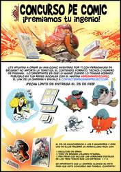 Concurso Brigada! by EnriqueFernandez