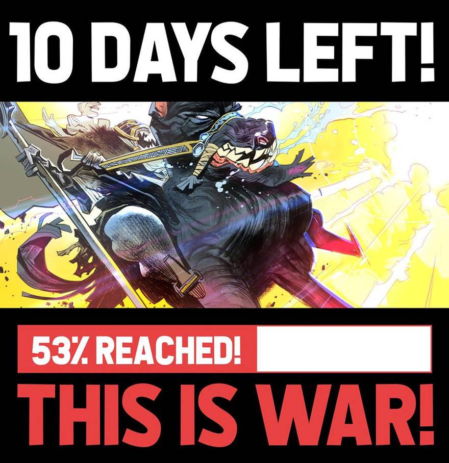 10 days left! by EnriqueFernandez