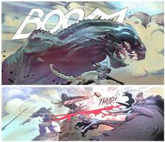 Brigada 3 panels