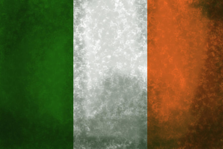 irish flag stock by flagstock on deviantart