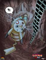 PKMN: RA - Teaser Page 1 by FoxxBrush