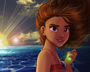 Moana - The Voyager