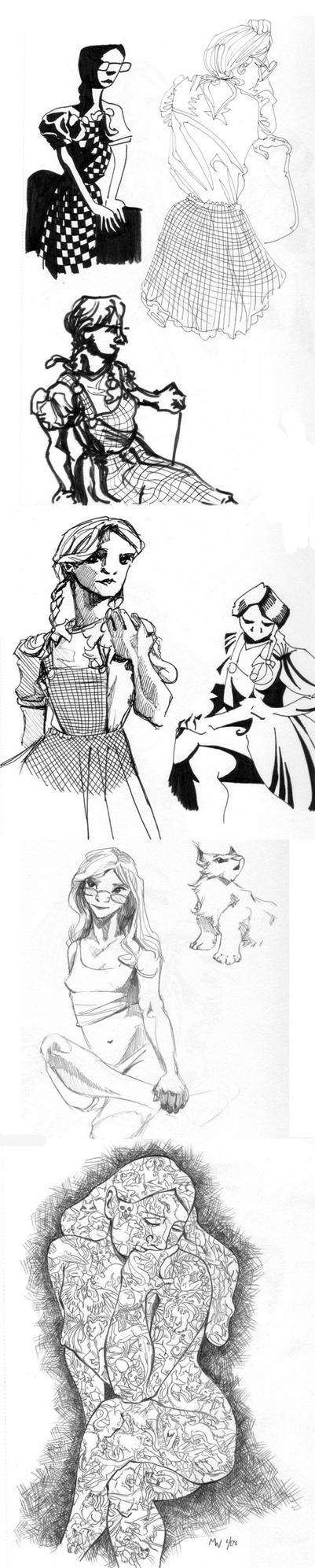 It Figures 1 by LynxGriffin
