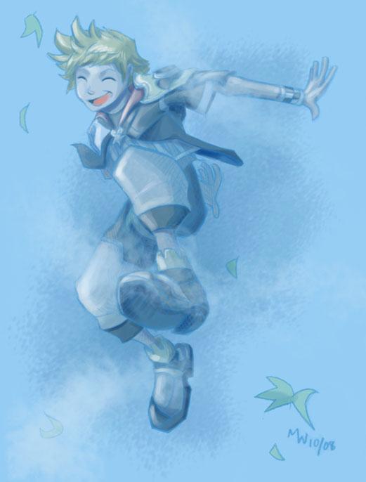 KH BbS: Ven Celestial by LynxGriffin