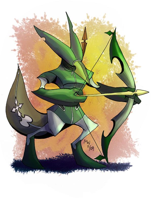 Heartless Comm 7 - Robin Hood by LynxGriffin