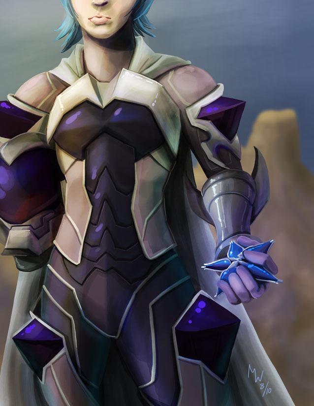 KH: BBS - Blue Bond by LynxGriffin