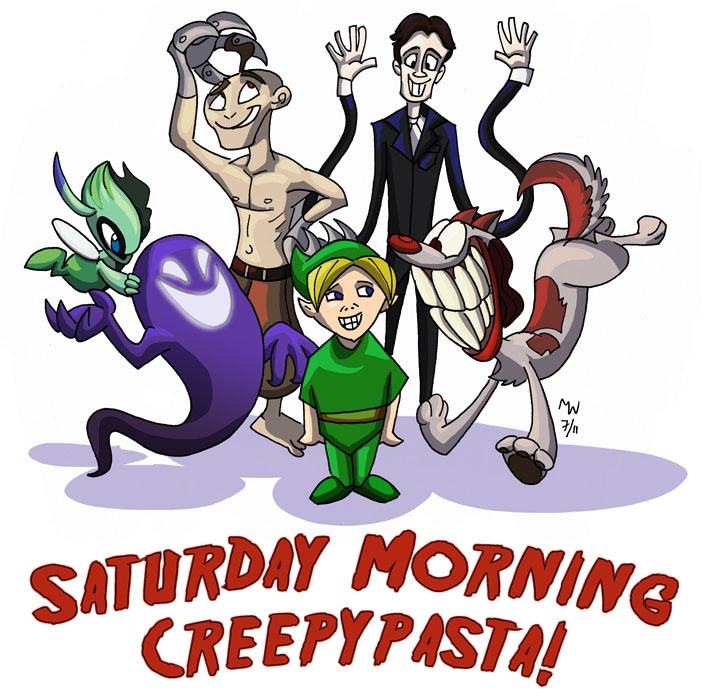 Saturday Morning Creepypasta by LynxGriffin