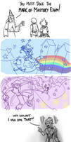 KH3D - Better Exams by LynxGriffin