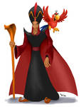 All Hearts - Jafar and Iago