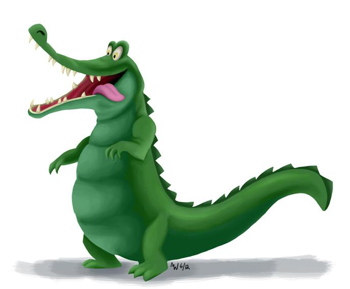All Hearts - Crocodile by LynxGriffin