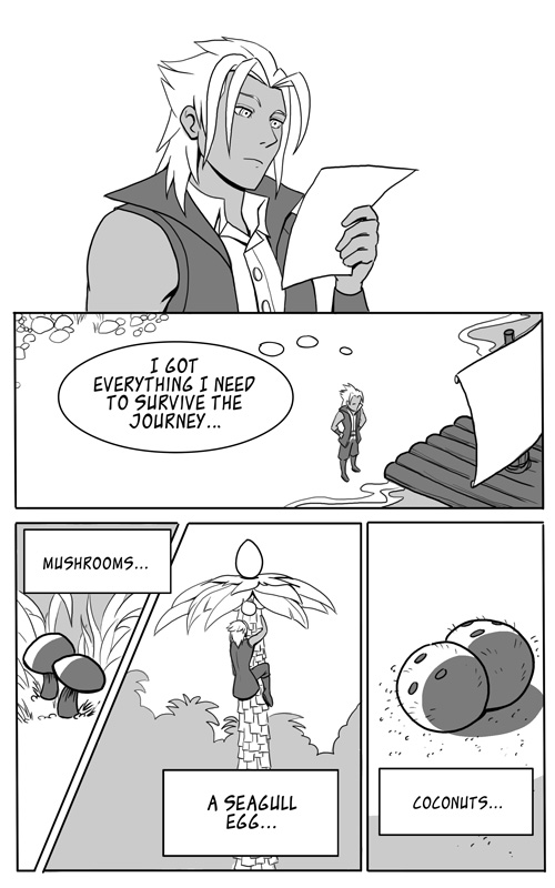 KH - First Journey [Page 02] by LynxGriffin