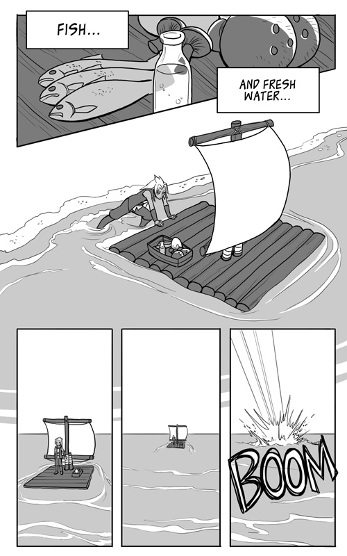 KH - First Journey [Page 03] by LynxGriffin