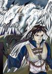 White Griffin by LynxGriffin
